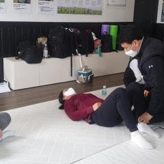 JASON'S HPGA 주니어골프아카데미 롯데골프단 홍대원 선생님 골프트레이닝