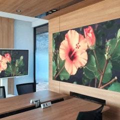LED전광판구축과 솔루션으로 스마트공간 설치사례