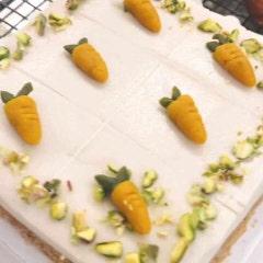 심화반:글루텐프리 비건베이킹]비건당근케이크+캐슈크림치즈+바나나브레드+머핀+컵케이크+품목응용
