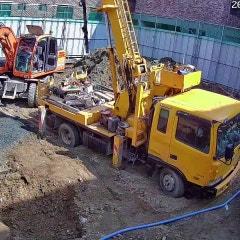송파구 방이동 슬로우밀리 113 건축 과정 (21년 3월)