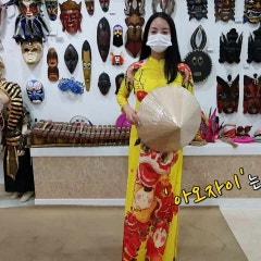 안산시 세계문화체험관의 세계 의상을 소개합니다