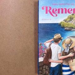 [리멤버 컬러링북 | Remember coloring book] 출간 소식