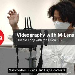 [라이카] SL2+M 렌즈로 촬영한 용이감독님의 테스트컷 그리고 라이카 SL2 구매 이벤트!