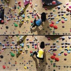 [스포츠 클라이밍 vs 자연 암벽등반 1/5ㅣ발에 체중 싣기] 실내암장의 좋은 손홀드가 주는 착각에 대하여 <발에 체중을 최대한 싣고 등반하고 있는가>