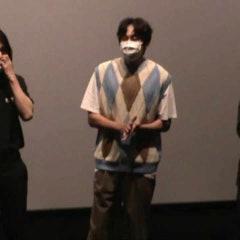 [송씨네] '싱크홀 (SINKHOLE)' 무대인사 동영상
