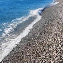니스 해변에서 멍때리기, Mediterranean Meditation by the beach of Nice, France