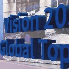 모두가 행복한 Global Top 환경기업, 테크로스 환경사업 비전 선포식(2021. 5. 4)