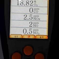 산업현장에서 더지아이의 연소가스 분석기 실사용 사례와 사후관리 후기 - testo 300, testo 340, testo 350K