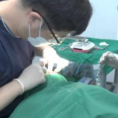 진주치과 진주임플란트치과 임플란트 수술 후 상악동 염증 부작용 재수술 후기