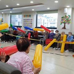 행신동 주간보호센터, (A+) 화정주간보호센터 체육 활동