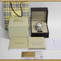 [명품감정] 버버리 BU9350 남성 손목시계