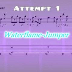 Geometry Dash-Jumper/지오메트리대쉬 악보/지오메트리대쉬 피아노