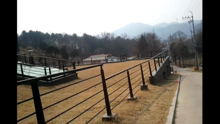 몽양기념관 -  신원리 역사 유적지