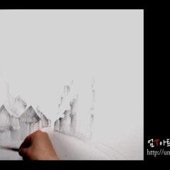 [그리기 쉬운 드로잉] 물의 도시 by 엄경호