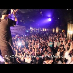 DJ KOO Feat Ashley Jana -The Meaning Of Life @Second Hotel in Ulsan