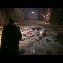 배트맨 : 아캄나이트 플레이中