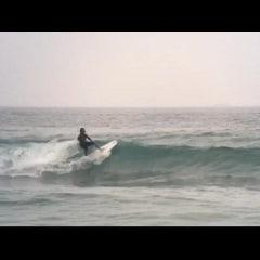 캔트니시야 서핑