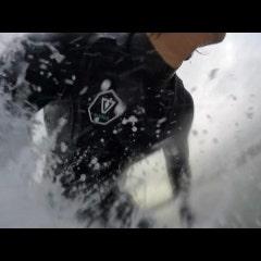 고프로 손목스트랩을 이용하여 만든 서핑영상과 셀카를 이용하여 만든 영상