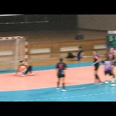 부산 국제친선 여자클럽 핸드볼대회(일본 미에 vs 스위스 스포노)