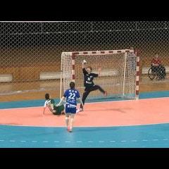 부산 국제친선 여자클럽 핸드볼대회(부산시설공단 vs 일본 미에)