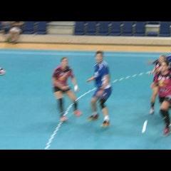 부산 국제친선 여자클럽 핸드볼대회(중국 산둥 vs 스위스 스포노)