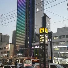호텔 인테리어 호텔 부티크나인 (주)이소디자인그룹