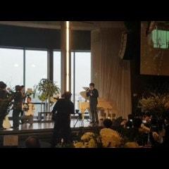 성시경 축가 영상 - 강재훈, 이은형 결혼식