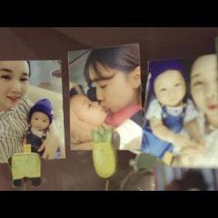 [아가왕/돌잔치DVD] 부산돌영상 우리미디어 / 연산동 더파티 돌잔치 영상