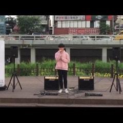 자마르 뮤직 2017년 5월 버스킹 공연 영상