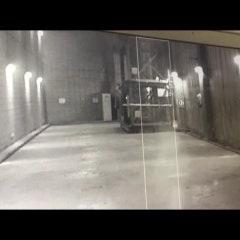 화재 취약 지역_ 빌딩 지하주차장 화재감시