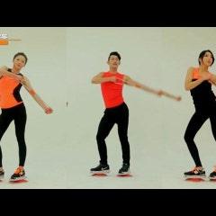 [실내운동기구 딥다라인]메디컬 댄스