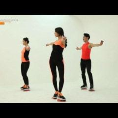 [실내운동기구 딥다라인]메디컬 댄스<복부집중운동>