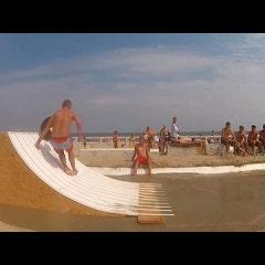 [스킴/서핑보드] 새로운 물놀이 공간 스킴파크를 아시나요