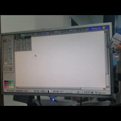 PS/2 to Serial 마우스 컨버터 시험동작