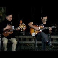 Ukulele and Guitar Duet