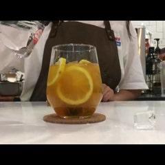 10월부터 만날 수 있는 레모니얼 만들기(동영상) - 역삼동/역삼역카페 '카페 루스터'