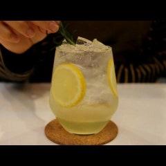 레몬에이드(lemonade)는 이렇게 만들어집니다.(동영상) - 역삼동/역삼역카페 '카페 루스터'