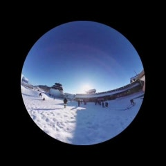 the Only Planet - 삼성 기어 360 윈터홀리데이 by Photographer Kimjoowon