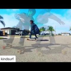 서핑,스케이트보드 영상만드는거에 재미를 붙이다