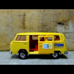tomica VW microbus BILSTEIN, 미니카