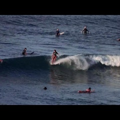 Roxy Facer 여성 롱보더들의 서핑영상