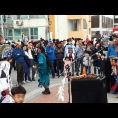 에콰도르 전통음악 버스킹-2018 부안오복마실축제중에서