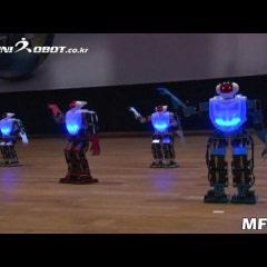 춤추는 로봇! 댄스로봇팀의 공연을 공개합니다!