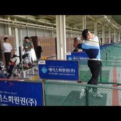 JASON'S HPGA 주니어골프아카데미 일본 장타시합출전 하는 선수들과 이주호원장