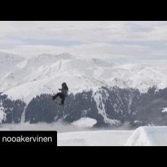 비에스래빗 [BSRABBIT SNOWBOARD TEAM FINLAND] Nooakervinen 영상