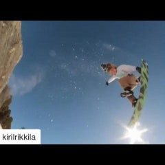 비에스래빗 [BSRABBIT SNOWBOARD TEAM FINLAND] Kiril Rikkilä 스트릿영상