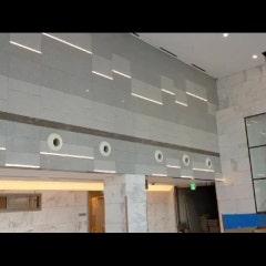 라인조명 성빈센트 병원 암센터 2층 매립 시공사례