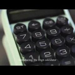Lofree Digit Calculator - 기계식 스위치 계산기
