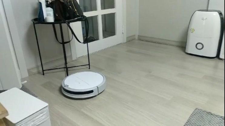 샤오미 로봇청소기 3세대(청춘판) 한 달 사용기 - 자취 필수템