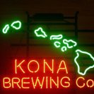 New KONA BREWING COMPANY HAWAII Beer Neon Sign Light C190